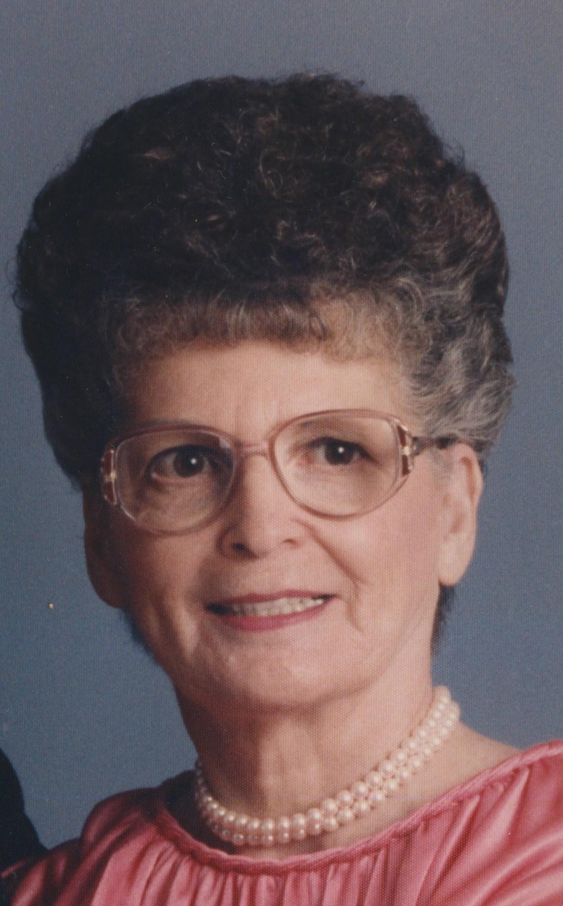"""Bessie """"Bess"""" Ward  Crittendon"""