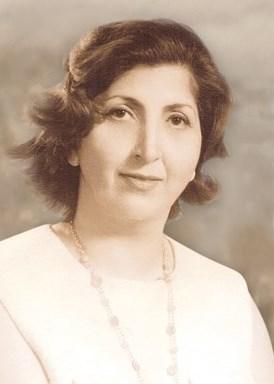 Liliane Saddik (née Sabbouh)
