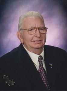 MSG (Ret) Robert Franklin  Baugher