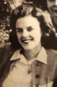 Eleanor M.  Hartley