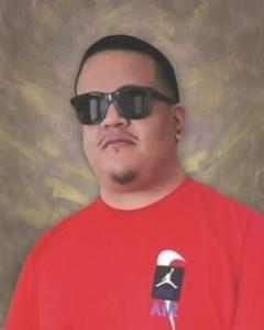 """Ricardo """"Buck"""" Antonio  Coreas Jr."""