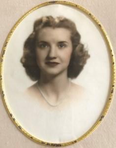 Frances Lanning  Hardin
