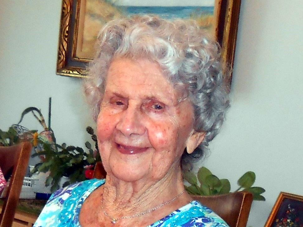 Dorothy Lee Reed  Wohlfarth