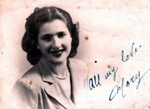 In Loving Memory of Maria  DeFrisco