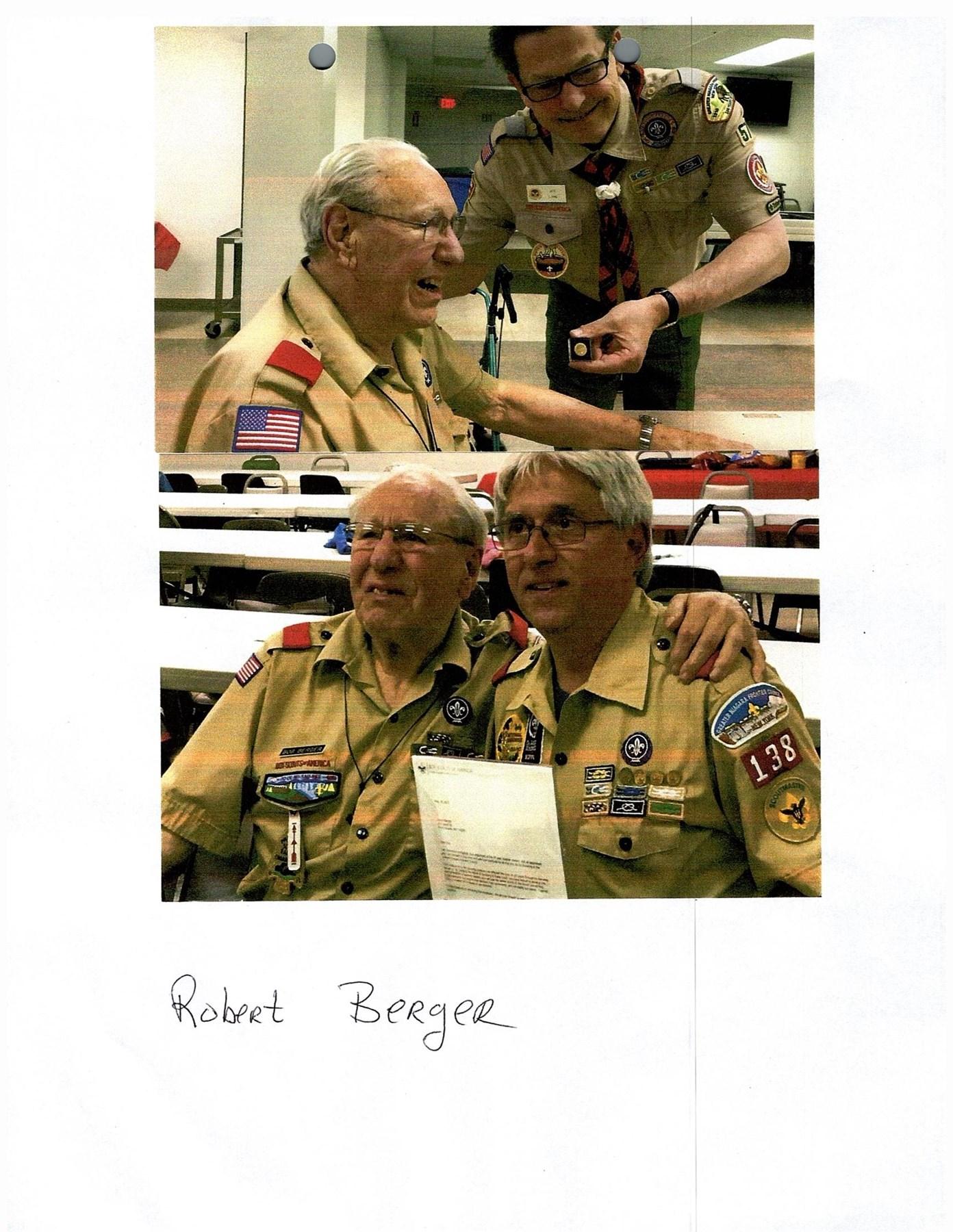 Robert W.  Berger