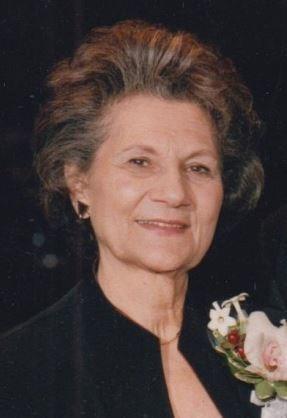 Frances Mary  Mannino