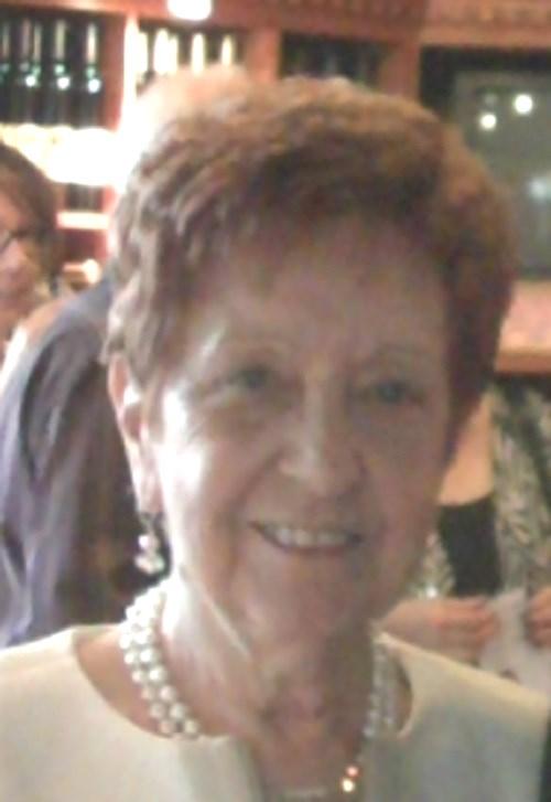 Aline  (née Leclerc) Bourbonnière