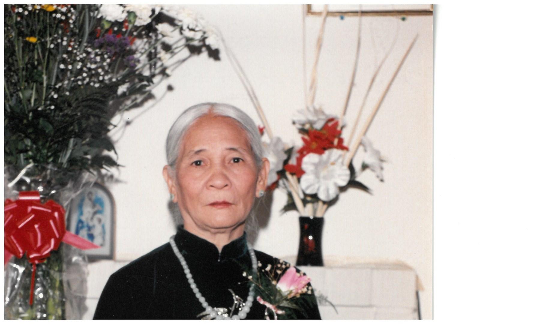 Bà Cố Maria Nguyễn Thị  Tính