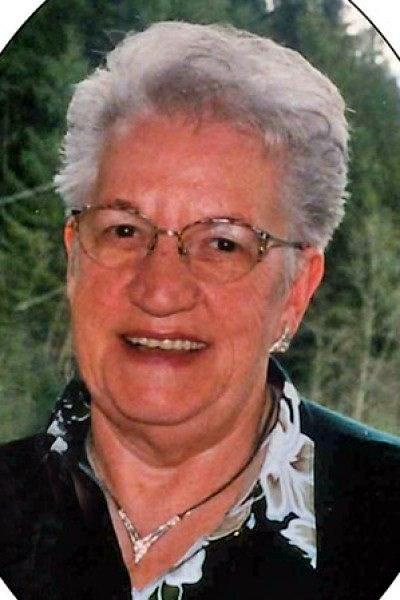 Audrey Bernice  Engstrom
