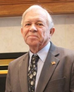Ronald D.  McReynolds