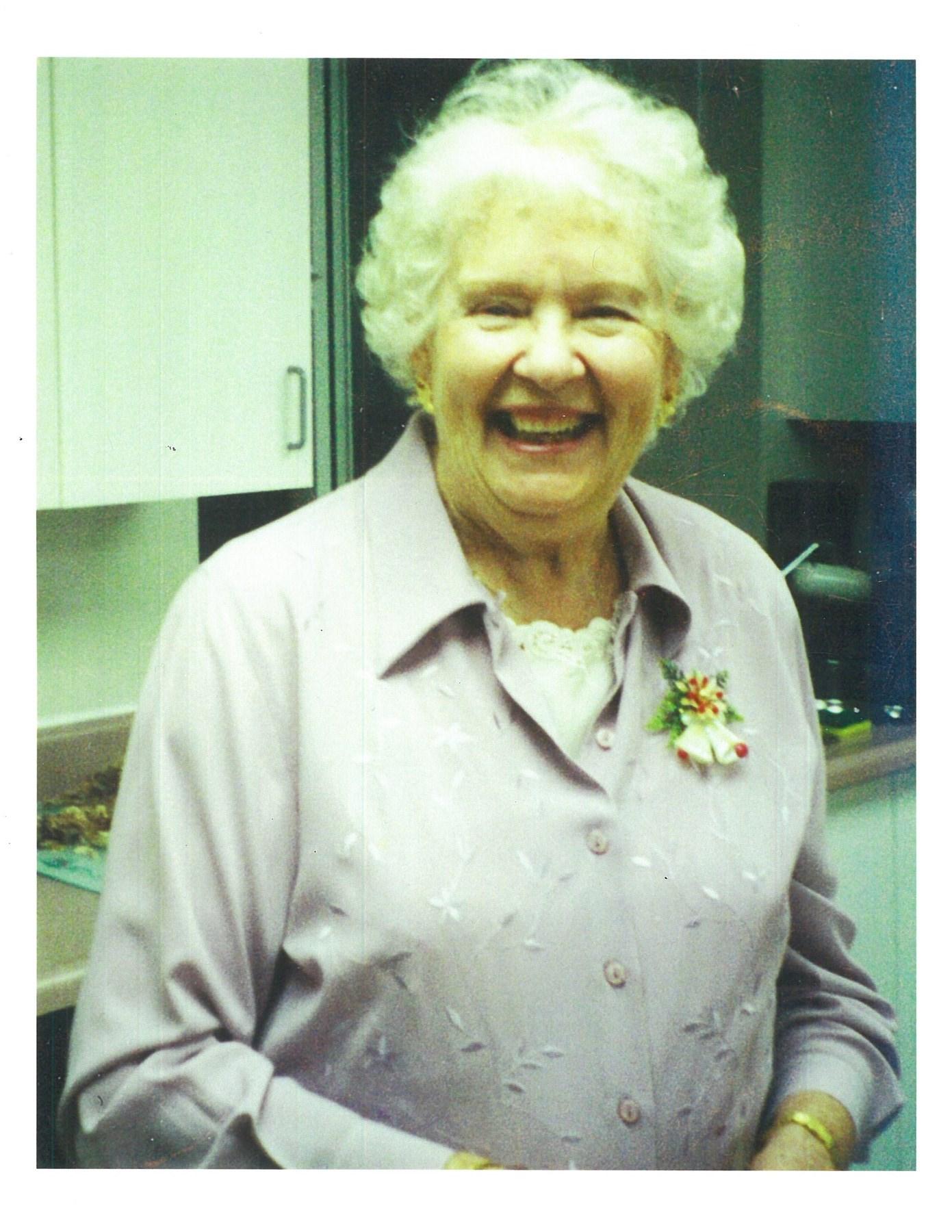 Betty Hilda  East