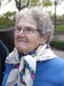 Marion June  Burr