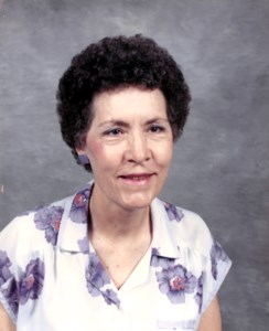 "Muriel ""Nanny"" Ellen  Johnson"