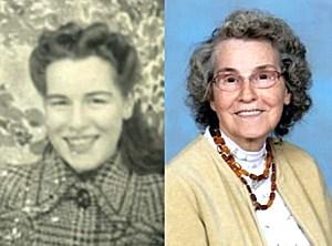 Martha May  Glidden