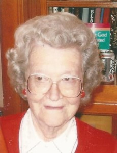 Ethelyne Burroughs  Ramsey