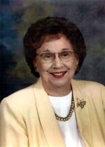 Margaret Sealer  Bowie
