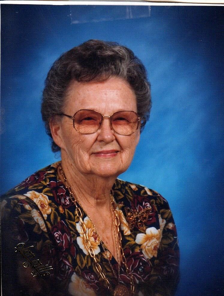 Virginia Belle  Vercher
