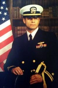 Lt. Commander USN (Ret.) Davey Walter  Chavarria