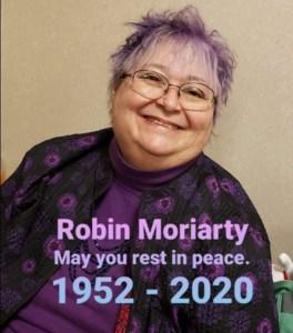 Robin Andrine  Moriarty
