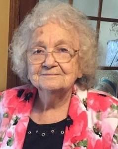 Evelyn Virginia  Karriker