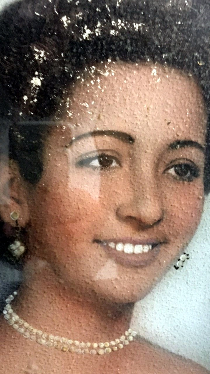 """Carmen """"Lizzie"""" A.L.  Vázquez Ortiz"""
