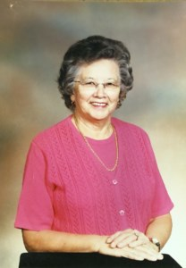 Yvonne Coral  Johnston (Masterson)