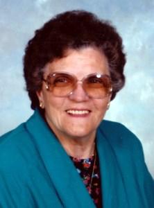 Mrs. Genevieve Evelyn  Annas