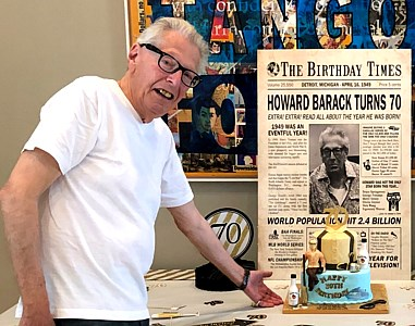 Howard Clay  Barack