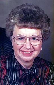 Betty Ann  Bauer