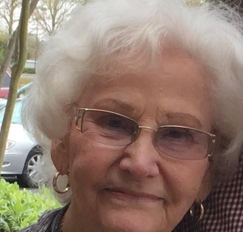 Bertha Ann  Sanders