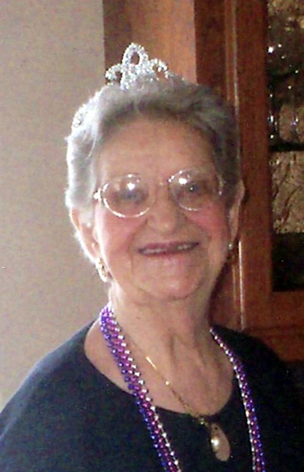 Mrs. Elizabeth Bertha  Pojar