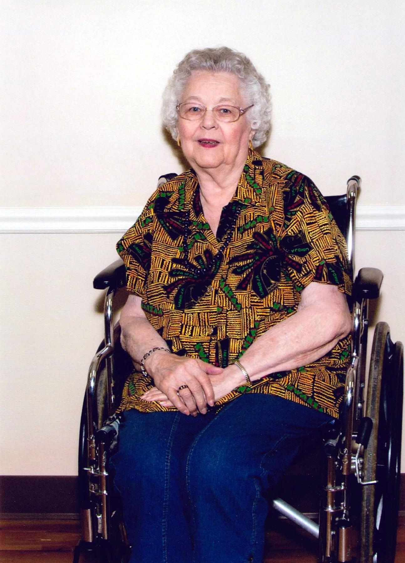 Doris Marie  Hajek