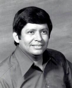 Edward C  Ybarra