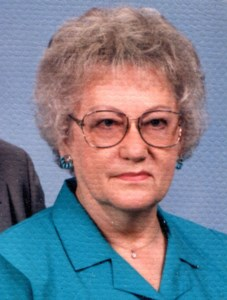Elaine Bertie  Overturf