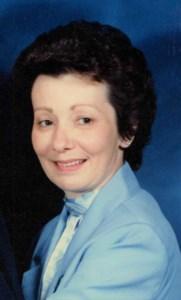 Betty Jean  Pevey
