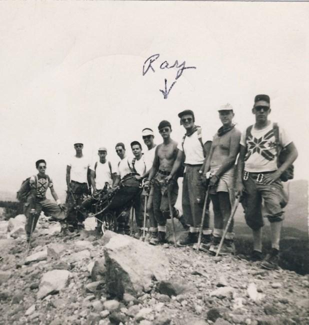 Raymond Charles Barney Obituary - Yakima, WA