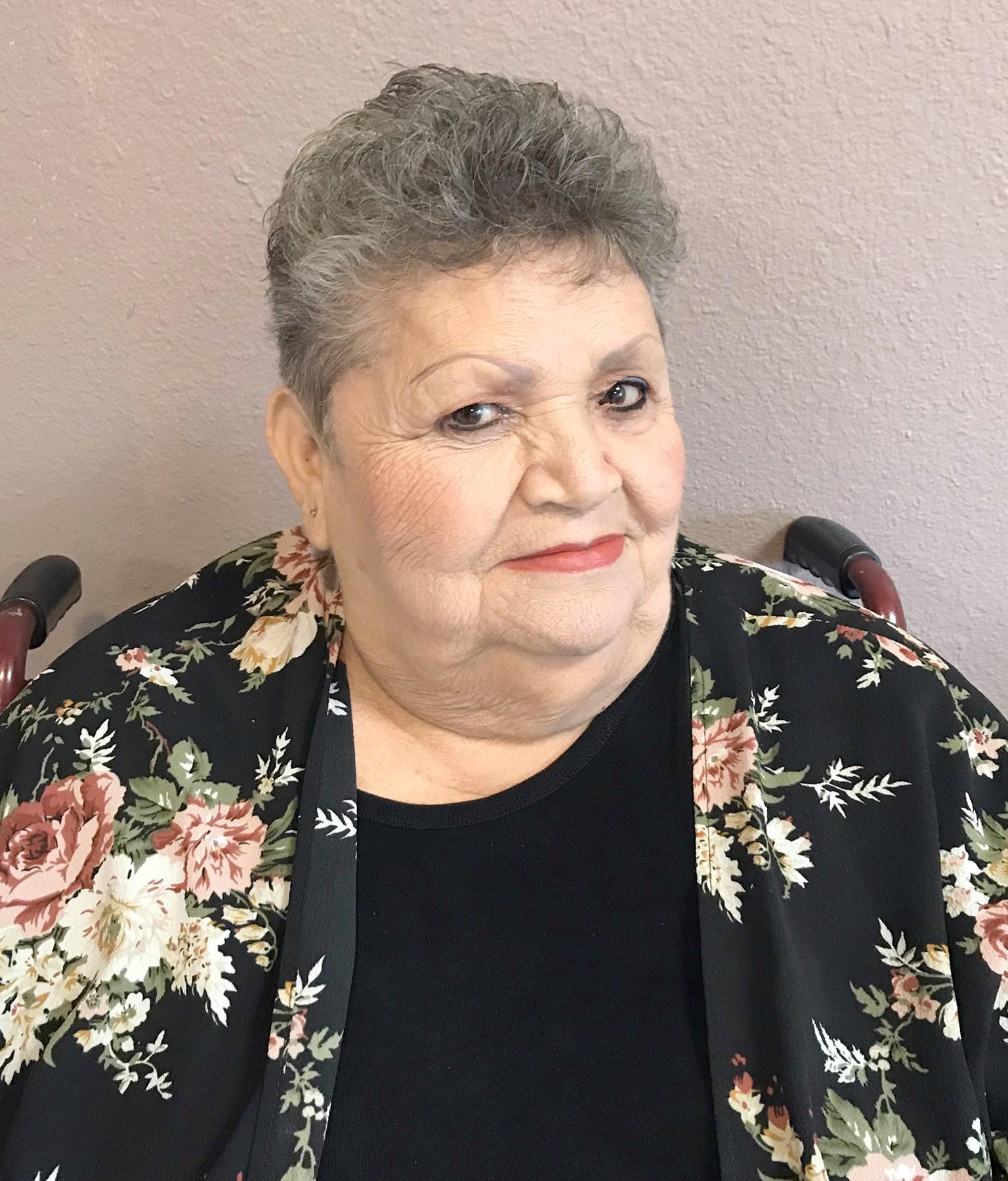 Angelica Sofia Saenz maria sanchez loera obituary