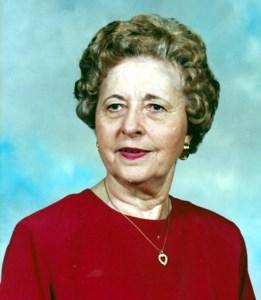 Gertrude C.  Beutel