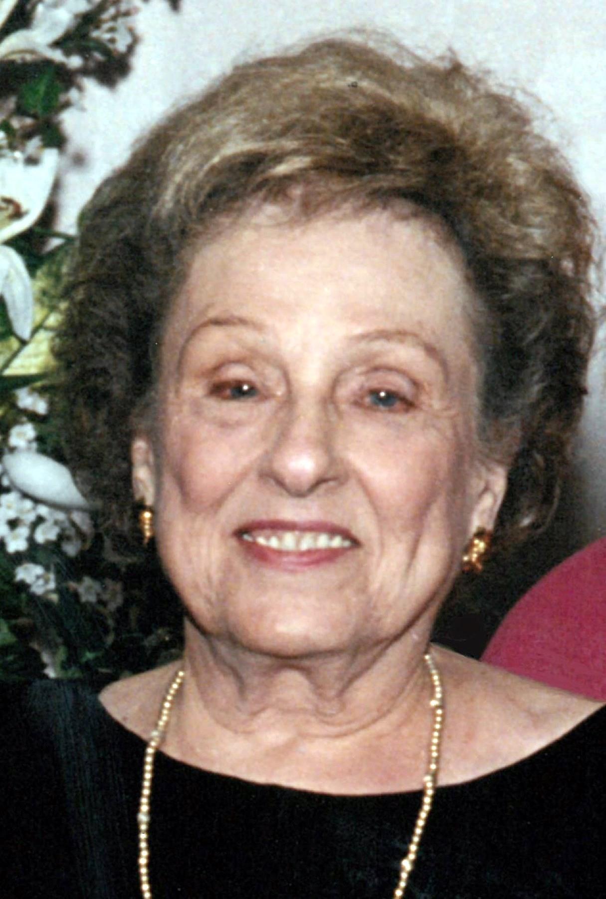 Velma Buras  Parnell