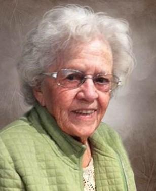 Rita Pilon (née Boudreault)
