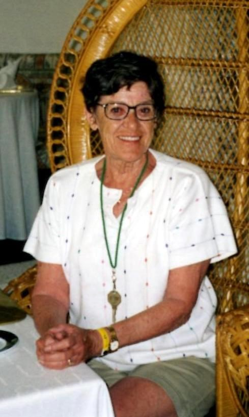 Marjorie May  MILLER