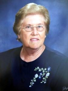Janie Elizabeth Devine  Nalley