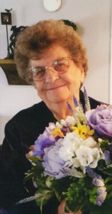 Alma Evelyn  Sewald