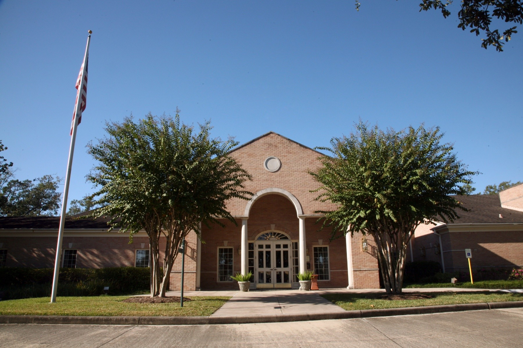 Forest Park Funeral Home The Woodlands Tx
