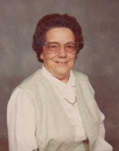 Doris Lurline  Sturrock