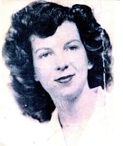 Betty Bradbury  Sutphin