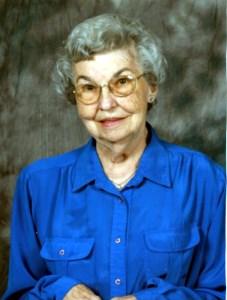 Mary Vance  Buckley