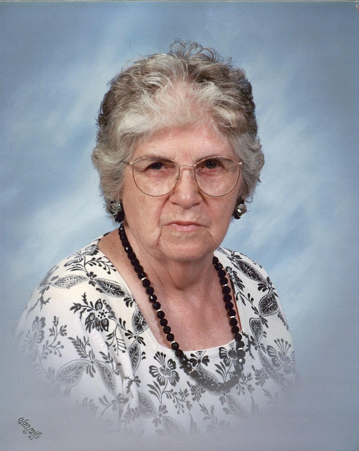 Betty Ruth  Johnson
