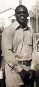 Roosevelt  Linicomn Jr.