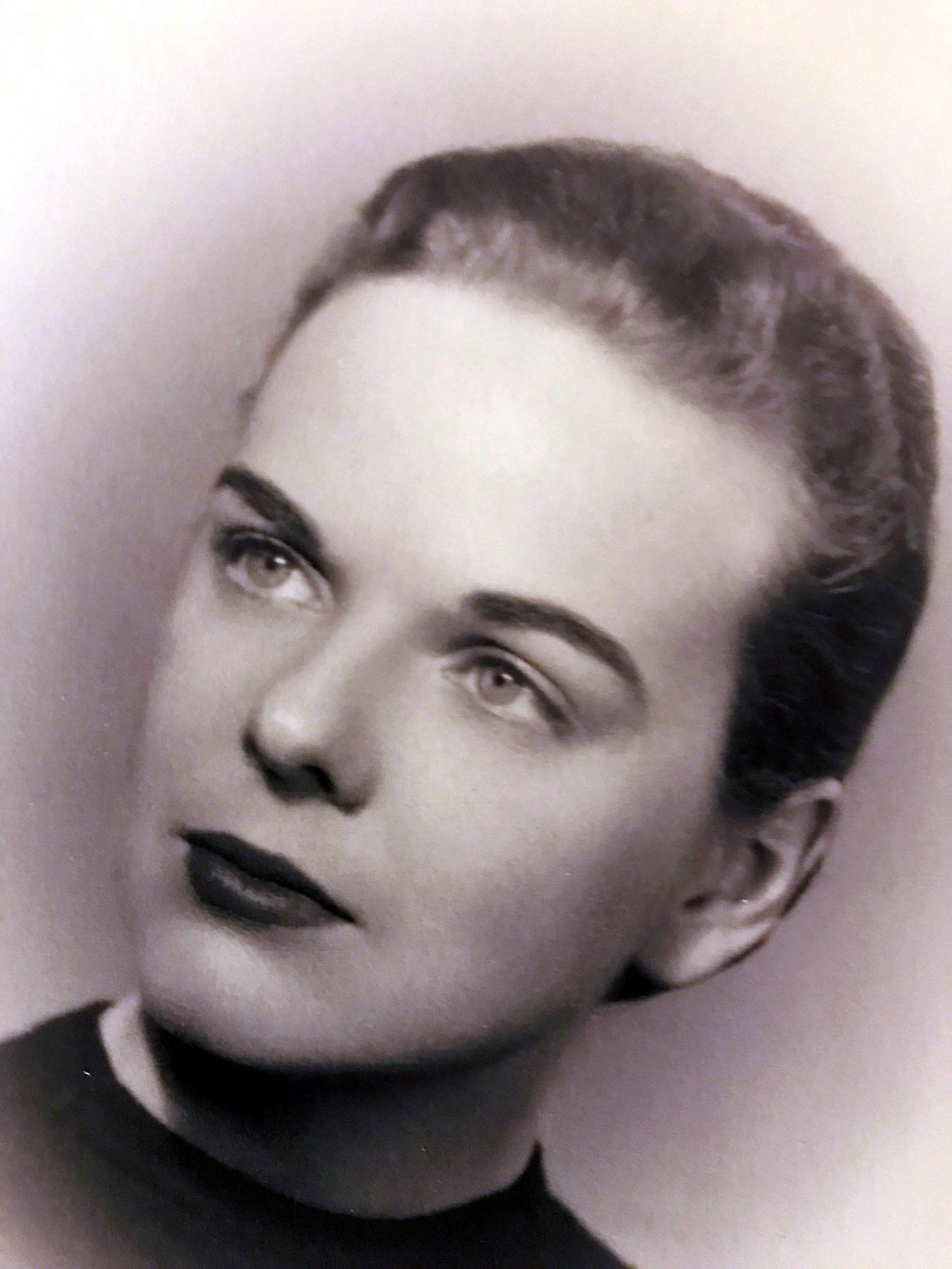 Claire M.  Ward